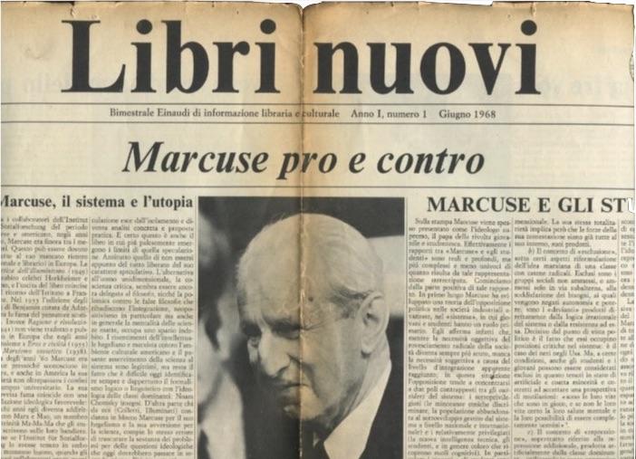 Libri nuovi. Bimestrale (dal n. 3: Periodico) Einaudi di informazione libraria e culturale